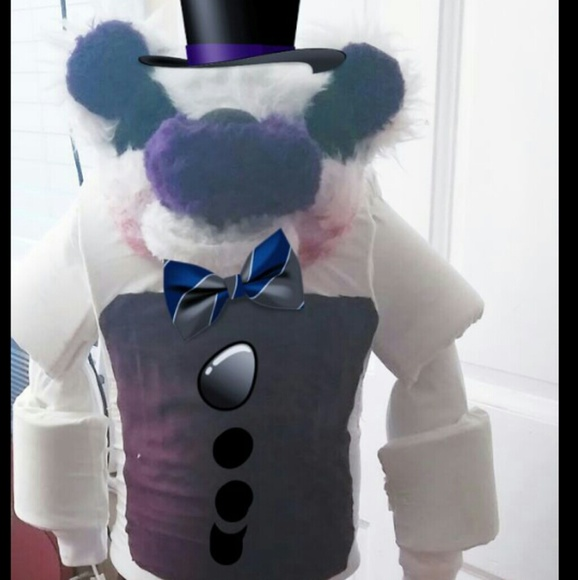 Fnaf Funtime Foxy Costume